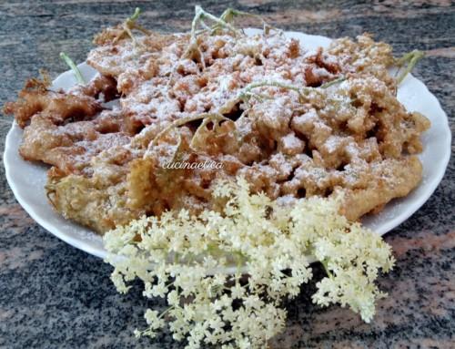 Frittelle di Sambuco