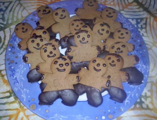 facciamo i biscotti delle feste cascina Cuccagna