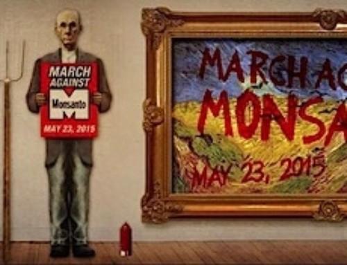 Perchè la marcia contro monsanto?